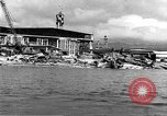 Image of attack on Pearl Harbor Pearl Harbor Hawaii USA, 1941, second 36 stock footage video 65675061818