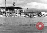 Image of attack on Pearl Harbor Pearl Harbor Hawaii USA, 1941, second 42 stock footage video 65675061818