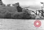 Image of attack on Pearl Harbor Pearl Harbor Hawaii USA, 1941, second 49 stock footage video 65675061818