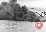 Image of attack on Pearl Harbor Pearl Harbor Hawaii USA, 1941, second 51 stock footage video 65675061818
