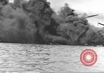 Image of attack on Pearl Harbor Pearl Harbor Hawaii USA, 1941, second 52 stock footage video 65675061818