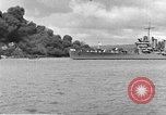 Image of attack on Pearl Harbor Pearl Harbor Hawaii USA, 1941, second 57 stock footage video 65675061818