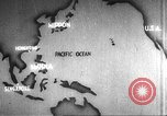 Image of attack on Pearl Harbor Pearl Harbor Hawaii USA, 1941, second 10 stock footage video 65675061820