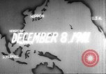 Image of attack on Pearl Harbor Pearl Harbor Hawaii USA, 1941, second 14 stock footage video 65675061820