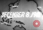 Image of attack on Pearl Harbor Pearl Harbor Hawaii USA, 1941, second 15 stock footage video 65675061820