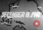Image of attack on Pearl Harbor Pearl Harbor Hawaii USA, 1941, second 16 stock footage video 65675061820