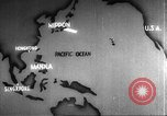 Image of attack on Pearl Harbor Pearl Harbor Hawaii USA, 1941, second 19 stock footage video 65675061820