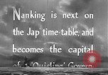 Image of Japanese troops Nanking China, 1942, second 3 stock footage video 65675061827