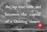 Image of Japanese troops Nanking China, 1942, second 5 stock footage video 65675061827