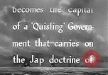 Image of Japanese troops Nanking China, 1942, second 8 stock footage video 65675061827