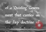 Image of Japanese troops Nanking China, 1942, second 9 stock footage video 65675061827