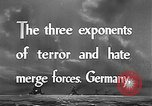 Image of Three Power Pact Germany, 1942, second 2 stock footage video 65675061830