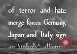 Image of Three Power Pact Germany, 1942, second 5 stock footage video 65675061830