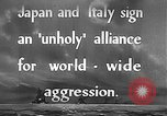 Image of Three Power Pact Germany, 1942, second 10 stock footage video 65675061830
