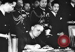 Image of Three Power Pact Germany, 1942, second 17 stock footage video 65675061830