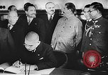 Image of Three Power Pact Germany, 1942, second 41 stock footage video 65675061830