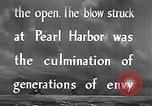 Image of Pearl Harbor attack by Japan Pearl Harbor Hawaii USA, 1941, second 8 stock footage video 65675061831