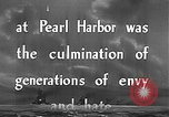 Image of Pearl Harbor attack by Japan Pearl Harbor Hawaii USA, 1941, second 9 stock footage video 65675061831