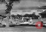 Image of Pearl Harbor attack by Japan Pearl Harbor Hawaii USA, 1941, second 60 stock footage video 65675061831