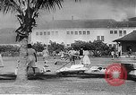 Image of Pearl Harbor attack by Japan Pearl Harbor Hawaii USA, 1941, second 62 stock footage video 65675061831