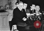 Image of President Franklin Roosevelt United States USA, 1941, second 16 stock footage video 65675061832