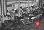 Image of US munitions factory World War 2 United States USA, 1942, second 20 stock footage video 65675061833