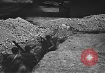 Image of Defensive training exercise Pearl Harbor Hawaii USA, 1941, second 18 stock footage video 65675061835