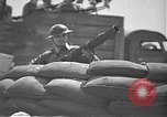 Image of Defensive training exercise Pearl Harbor Hawaii USA, 1941, second 49 stock footage video 65675061835