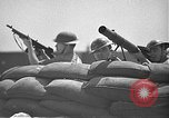 Image of Defensive training exercise Pearl Harbor Hawaii USA, 1941, second 52 stock footage video 65675061835