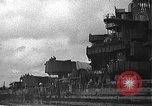 Image of Salvage and repair of the USS California (BB-44) Pearl Harbor Hawaii USA, 1942, second 4 stock footage video 65675061840