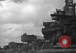 Image of Salvage and repair of the USS California (BB-44) Pearl Harbor Hawaii USA, 1942, second 6 stock footage video 65675061840