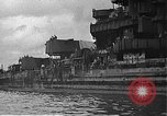 Image of Salvage and repair of the USS California (BB-44) Pearl Harbor Hawaii USA, 1942, second 7 stock footage video 65675061840