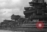 Image of Salvage and repair of the USS California (BB-44) Pearl Harbor Hawaii USA, 1942, second 9 stock footage video 65675061840