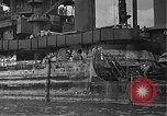 Image of Salvage and repair of the USS California (BB-44) Pearl Harbor Hawaii USA, 1942, second 28 stock footage video 65675061840