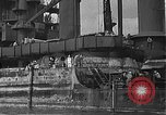 Image of Salvage and repair of the USS California (BB-44) Pearl Harbor Hawaii USA, 1942, second 31 stock footage video 65675061840