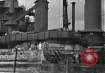 Image of Salvage and repair of the USS California (BB-44) Pearl Harbor Hawaii USA, 1942, second 32 stock footage video 65675061840