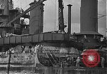 Image of Salvage and repair of the USS California (BB-44) Pearl Harbor Hawaii USA, 1942, second 34 stock footage video 65675061840