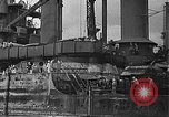 Image of Salvage and repair of the USS California (BB-44) Pearl Harbor Hawaii USA, 1942, second 36 stock footage video 65675061840
