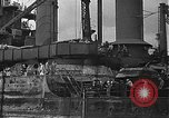 Image of Salvage and repair of the USS California (BB-44) Pearl Harbor Hawaii USA, 1942, second 37 stock footage video 65675061840