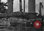 Image of Salvage and repair of the USS California (BB-44) Pearl Harbor Hawaii USA, 1942, second 39 stock footage video 65675061840