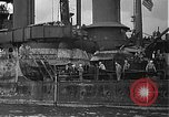 Image of Salvage and repair of the USS California (BB-44) Pearl Harbor Hawaii USA, 1942, second 42 stock footage video 65675061840