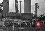 Image of Salvage and repair of the USS California (BB-44) Pearl Harbor Hawaii USA, 1942, second 43 stock footage video 65675061840