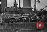 Image of Salvage and repair of the USS California (BB-44) Pearl Harbor Hawaii USA, 1942, second 44 stock footage video 65675061840