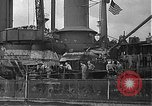 Image of Salvage and repair of the USS California (BB-44) Pearl Harbor Hawaii USA, 1942, second 46 stock footage video 65675061840
