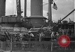 Image of Salvage and repair of the USS California (BB-44) Pearl Harbor Hawaii USA, 1942, second 47 stock footage video 65675061840