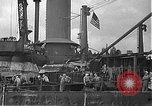 Image of Salvage and repair of the USS California (BB-44) Pearl Harbor Hawaii USA, 1942, second 50 stock footage video 65675061840
