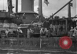 Image of Salvage and repair of the USS California (BB-44) Pearl Harbor Hawaii USA, 1942, second 51 stock footage video 65675061840