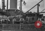 Image of Salvage and repair of the USS California (BB-44) Pearl Harbor Hawaii USA, 1942, second 53 stock footage video 65675061840