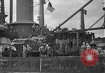 Image of Salvage and repair of the USS California (BB-44) Pearl Harbor Hawaii USA, 1942, second 54 stock footage video 65675061840