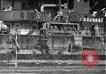 Image of Salvage and repair of the USS California (BB-44) Pearl Harbor Hawaii USA, 1942, second 58 stock footage video 65675061840